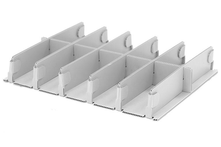 Hohlkammerplatten, invidiuell oder im Standardsortiment
