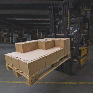 Waren- und Ladungssicherung