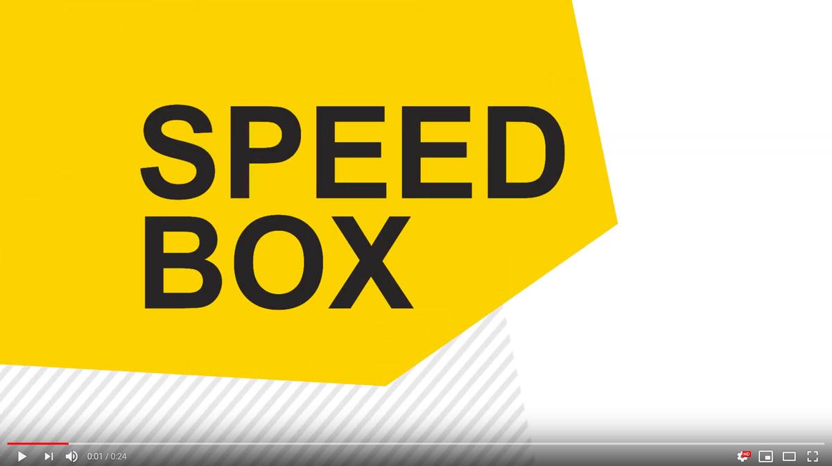 Packsynergy Speedbox Video