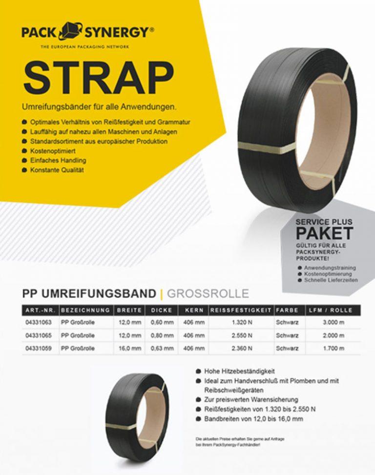 Umreifungsband | PP/PET