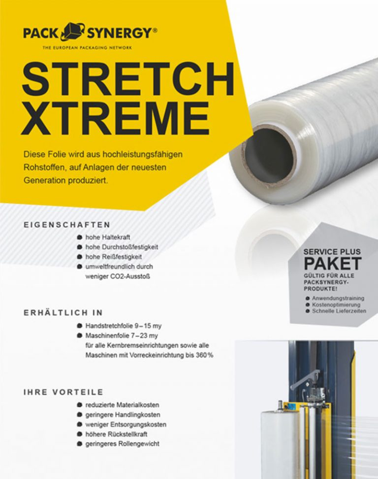 Stretchfilm XTREME